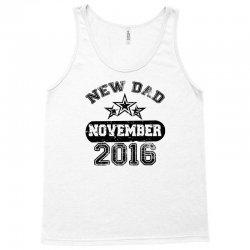 Dad To Be November 2016 Tank Top | Artistshot
