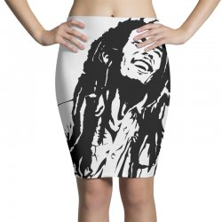 bob marley Pencil Skirts | Artistshot