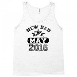 Dad To Be May 2016 Tank Top | Artistshot