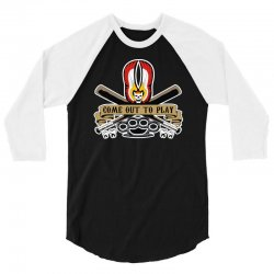 come out to play 3/4 Sleeve Shirt | Artistshot