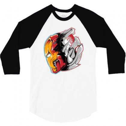 Coming Of Age 3/4 Sleeve Shirt Designed By Monstore