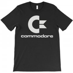 commodore (2) T-Shirt | Artistshot