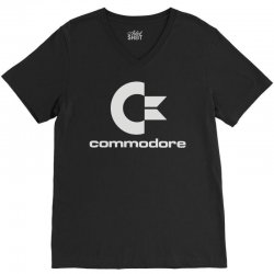commodore (2) V-Neck Tee | Artistshot