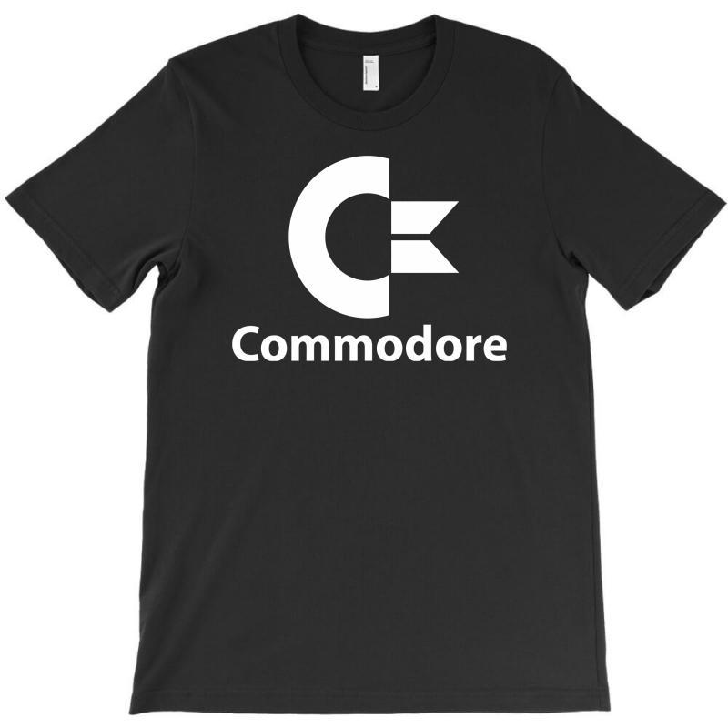 Commodore T-shirt   Artistshot