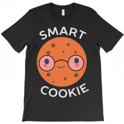 cookie is nerdy and smart T-Shirt | Artistshot