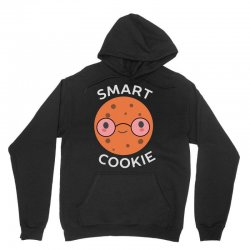cookie is nerdy and smart Unisex Hoodie | Artistshot