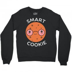 cookie is nerdy and smart Crewneck Sweatshirt | Artistshot