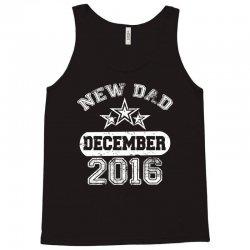 Dad To Be December 2016 Tank Top | Artistshot