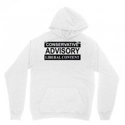 conservative advisory Unisex Hoodie   Artistshot