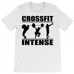 cool crossfit intense T-Shirt | Artistshot