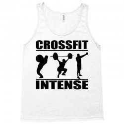 cool crossfit intense Tank Top | Artistshot