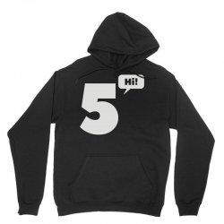 cool hi five Unisex Hoodie | Artistshot
