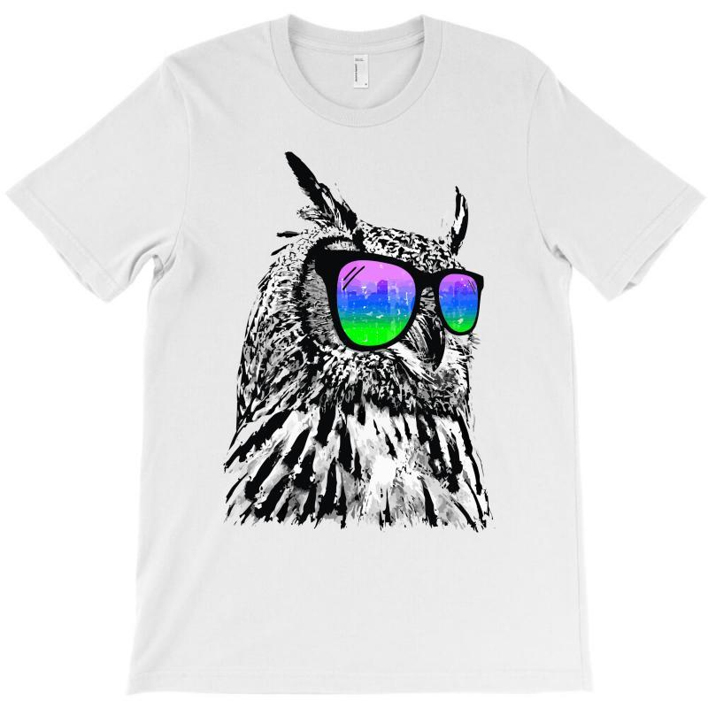 Cool Owl T-shirt | Artistshot