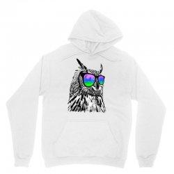 cool owl Unisex Hoodie | Artistshot
