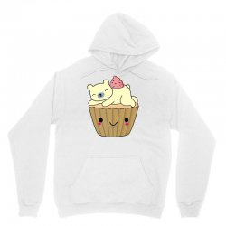 cool polar bear cupcake t shirt Unisex Hoodie | Artistshot