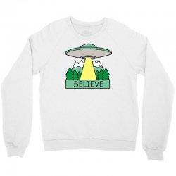 cool ufo sci fi t shirt Crewneck Sweatshirt | Artistshot