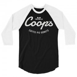 coop's 3/4 Sleeve Shirt | Artistshot