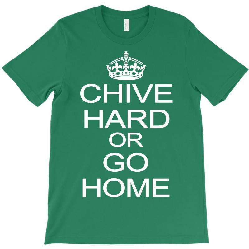 Chive Hard T-shirt | Artistshot
