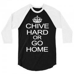 chive hard 3/4 Sleeve Shirt | Artistshot