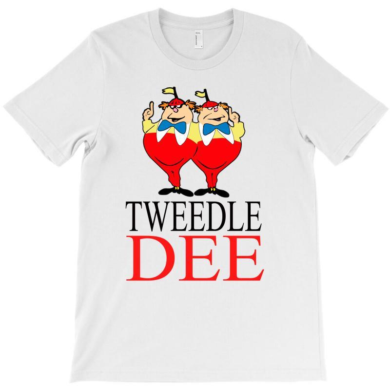 Tweedle Dee T-shirt | Artistshot