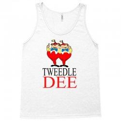 Tweedle Dee Tank Top | Artistshot