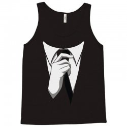 costume suit up Tank Top | Artistshot