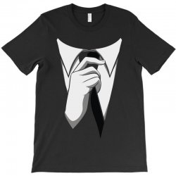 costume suit up T-Shirt | Artistshot