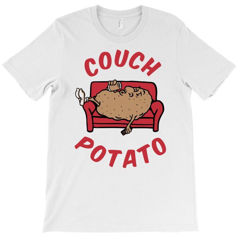 Couch Potato T-shirt | Artistshot