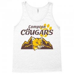 cougar mascot and mountain Tank Top | Artistshot
