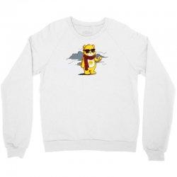 couldn't care less bear Crewneck Sweatshirt | Artistshot