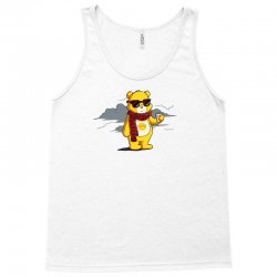 couldn't care less bear Tank Top | Artistshot