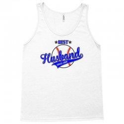Best Husband Since 1969 - Baseball Husband Tank Top | Artistshot