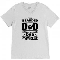 I'm a Bearded Dad..... V-Neck Tee | Artistshot