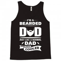 I'm a Bearded Dad.... Tank Top | Artistshot