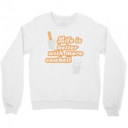 cowbell Crewneck Sweatshirt | Artistshot