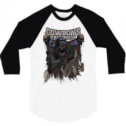 cowboys from hell 3/4 Sleeve Shirt   Artistshot