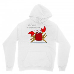 crab fu Unisex Hoodie | Artistshot