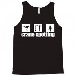 cranespotting Tank Top   Artistshot