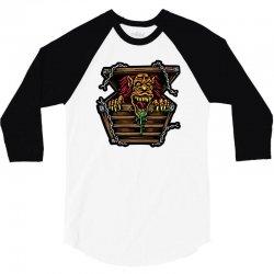 crate beast 3/4 Sleeve Shirt | Artistshot