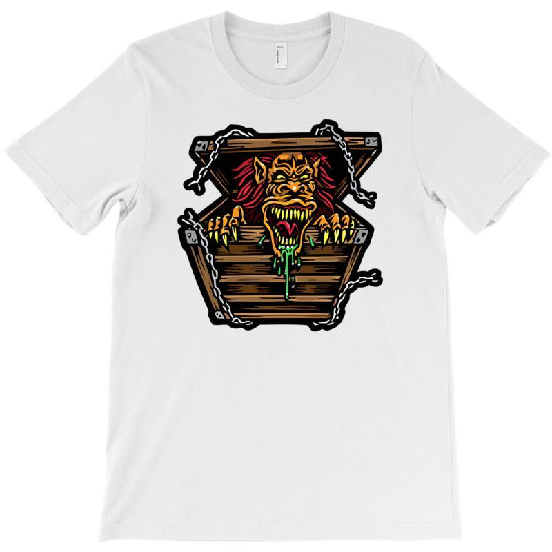 Crate Beast T-shirt | Artistshot