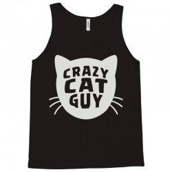 crazy cat guy Tank Top | Artistshot