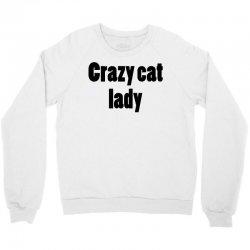 crazy cat lady (5) Crewneck Sweatshirt | Artistshot