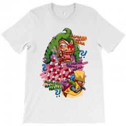crazy clown T-Shirt   Artistshot