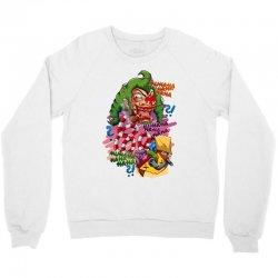 crazy clown Crewneck Sweatshirt   Artistshot
