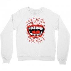 crazy laughter Crewneck Sweatshirt | Artistshot
