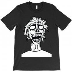 crazy zombie T-Shirt | Artistshot