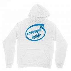 creampie inside Unisex Hoodie | Artistshot