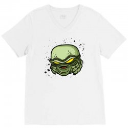 creature from the black lagoon V-Neck Tee   Artistshot
