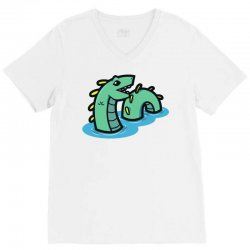 creature week   day 5 V-Neck Tee | Artistshot