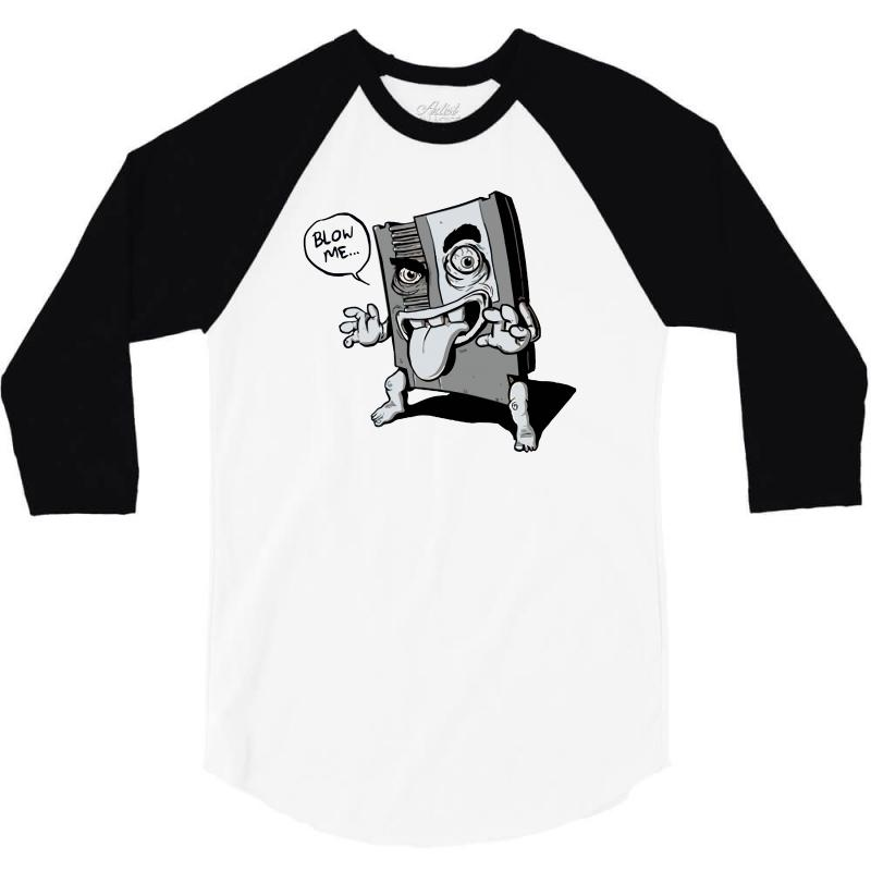 Creep Cartridge 3/4 Sleeve Shirt | Artistshot